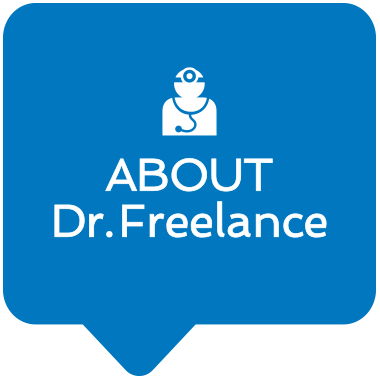 About Doctor Freelance - about icon
